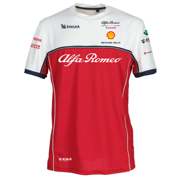 Alfa Romeo Team T-Shirt Man