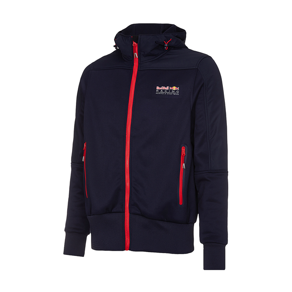 Red Bull  RP TEAM HOODED SWEAT JACKET