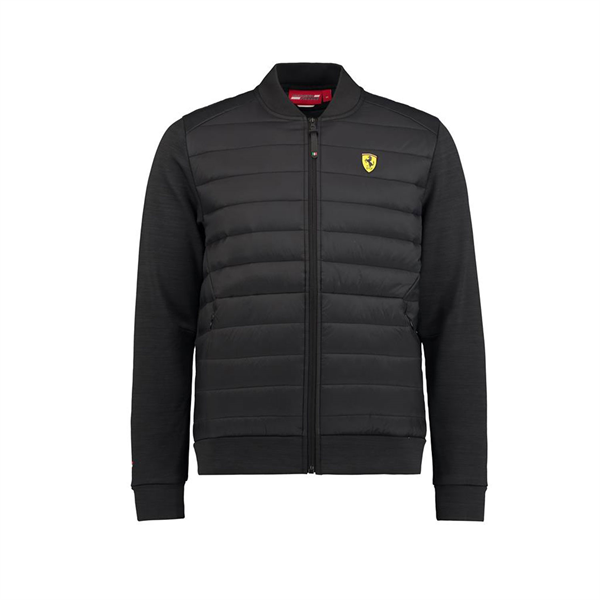 Scuderia Ferrari F1 Team Hybrid Jacket Black