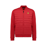 2018 Scuderia Ferrari F1 Team Hybrid Jacket Red